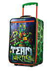 Ninja Turtles 18-in. Rolling Suitcase