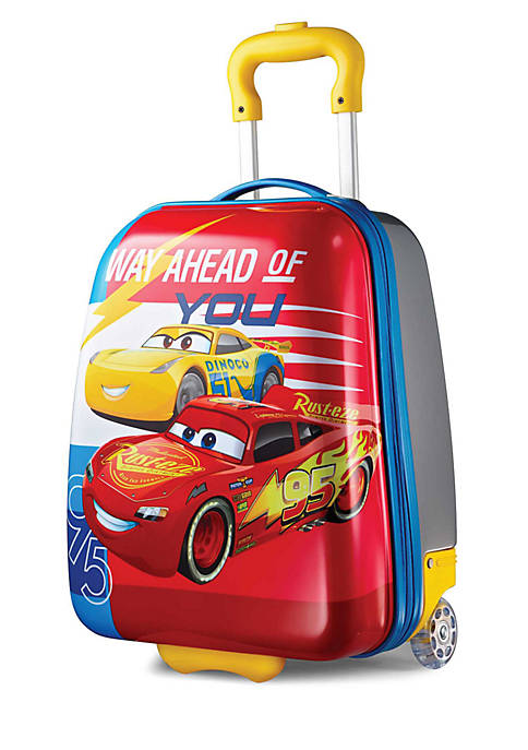 American Tourister Disney Cars 18-in. Hardside Rolling Suitcase