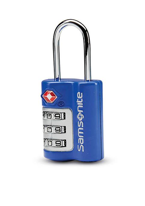 Samsonite® 3-Dial Combination Lock