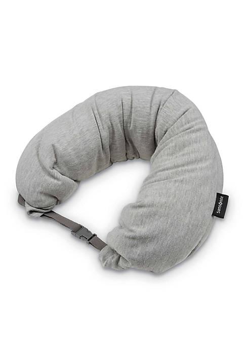 Samsonite® 3-in-1 Microbead Travel Pillow