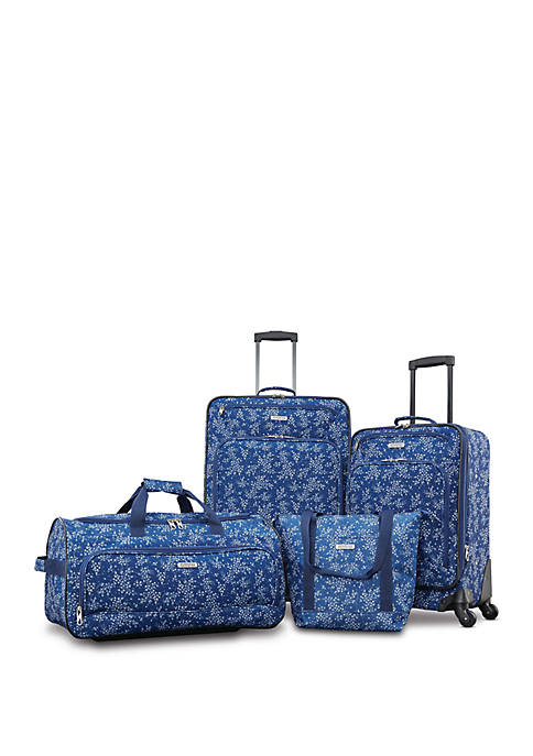 XLT 4 Piece Luggage Set