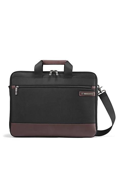 Samsonite® Kombi Slim Briefcase