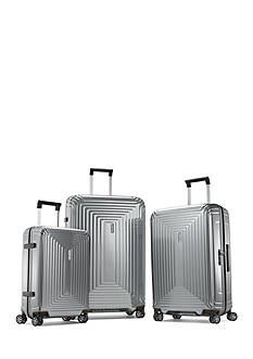 Samsonite® Neopulse Hardside Spinner Luggage Collection - Metallic Silver