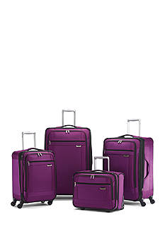 Samsonite® Solyte Luggage Collection - Purple Magic