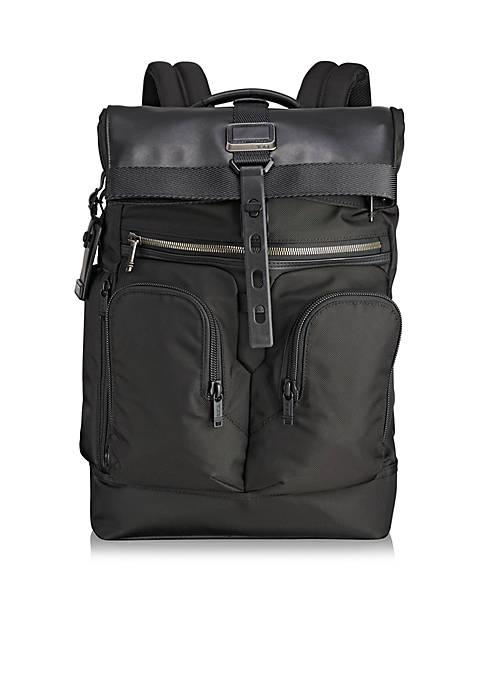 Bravo London Roll Top Backpack