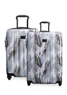 Tumi V3 Luggage Collection -Blur Print