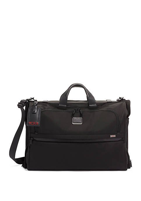 Tumi Alpha 3 Garment Bag Tri-Fold Carry On b614591803393