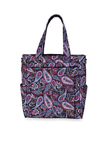 Beverly Hills Mar Vista 2.0 Luggage Collection - Midnight Paisley