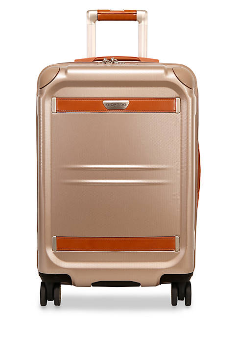 Ricardo Ocean Drive Sandstone Small Expandable Carry-On Spinner