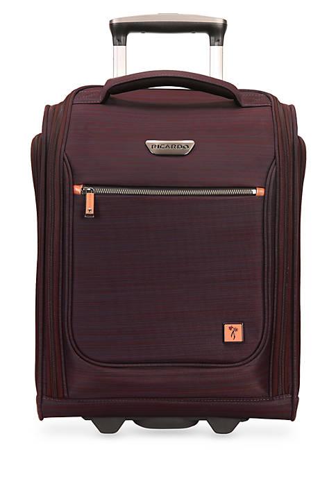 San Marcos Violet Purple Under Seat Bag