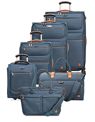966801a6e90ac8 Ricardo San Marcos Luggage Collection - Blue | belk