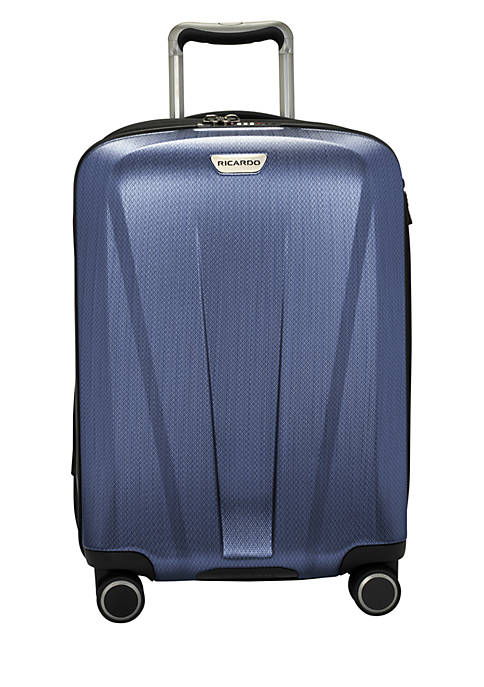 Ricardo San Clemente 21-inch Carry-on Spinner Upright Luggage