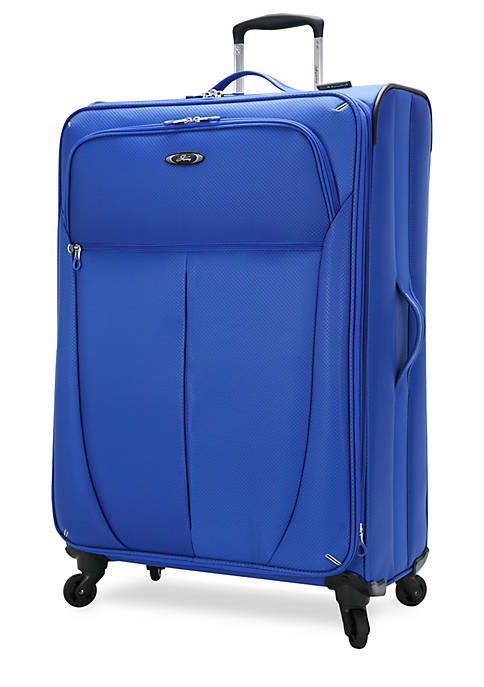 28-in. 4-Wheel Expandable Upright