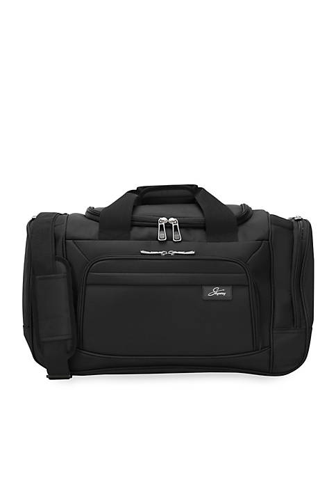 Sigma 5.0 22-inch Carry on Duffel -Black