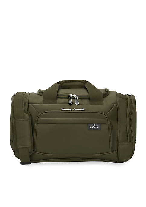 Sigma 5.0 22-inch Carry on Duffel -Forest Green