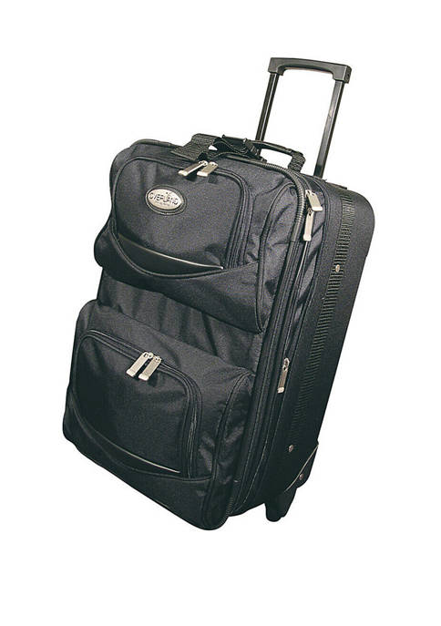 Overland Travelware 20 Inch Rolling Carry On
