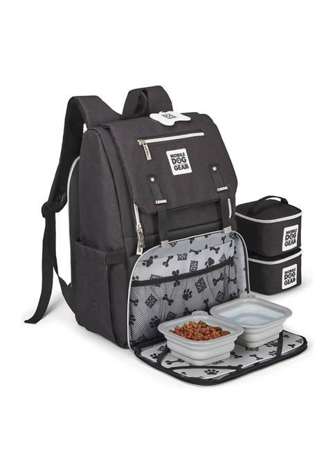 Mobile Dog Gear Ultimate Week Away Backpack