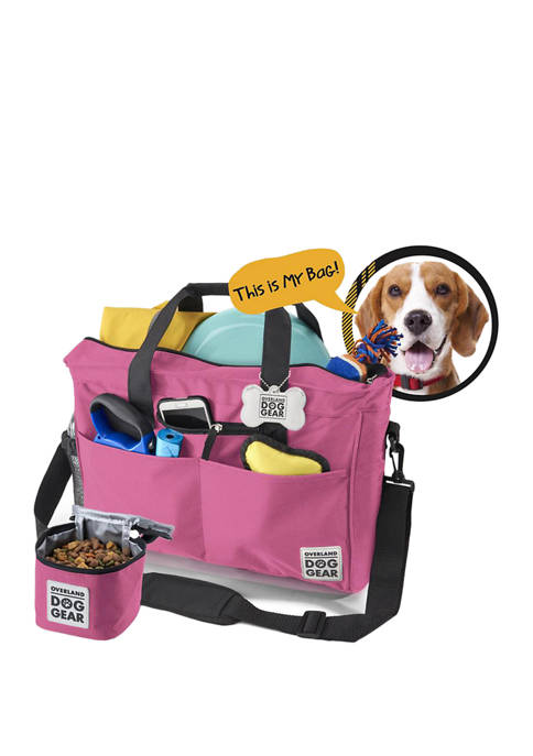 Mobile Dog Gear Day Away Dog Travel Tote