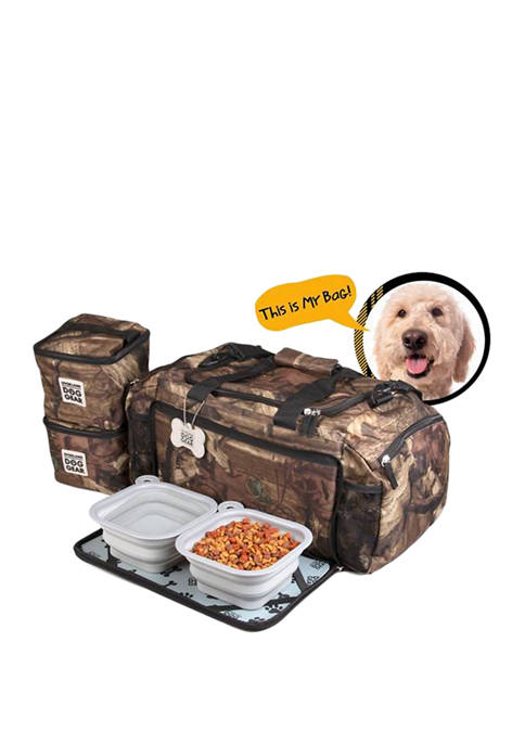 Mobile Dog Gear Ultimate Week Away Dog Travel