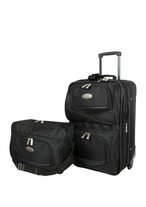 Main Street 2 Piece Luggage Set