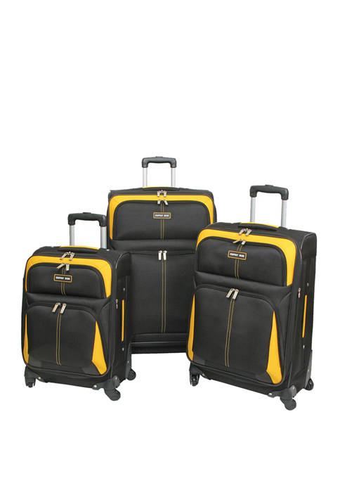 Geoffrey Beene Golden Gate 3 Piece Luggage Set