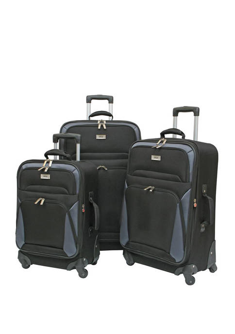 Brentwood 3-Piece Luggage Set