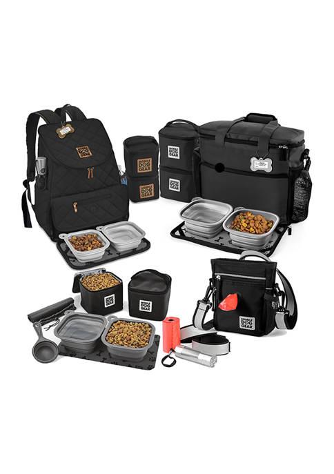Overland Travelware Mobile Dog Gear Walking Bag, Rolling