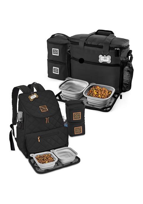 Week Away Bag, and Weekender Backpack  - Med/Lg Dogs
