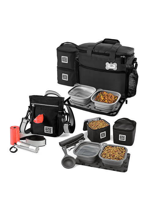 Overland Travelware Mobile Dog Gear Walking Bag, Week