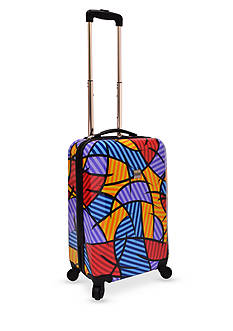U.S. Traveler 20-in. Fashion Multi-pattern Hardside Spinner