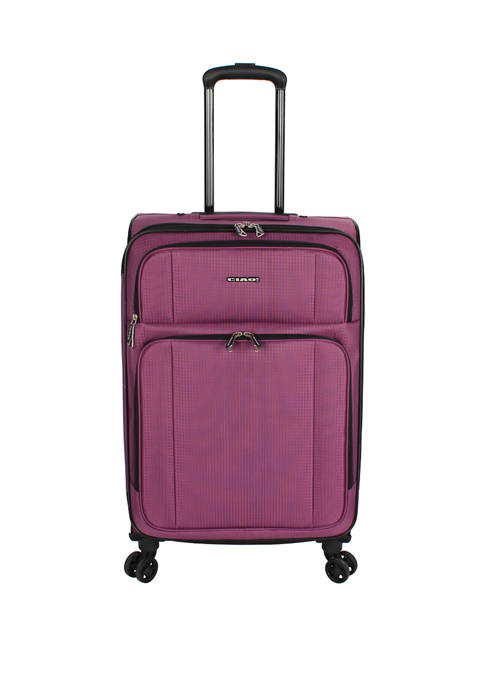 Ciao Softside Spinner Luggage