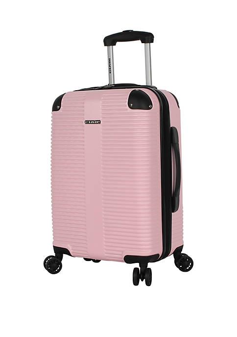 Hardside Spinner Luggage- Pink