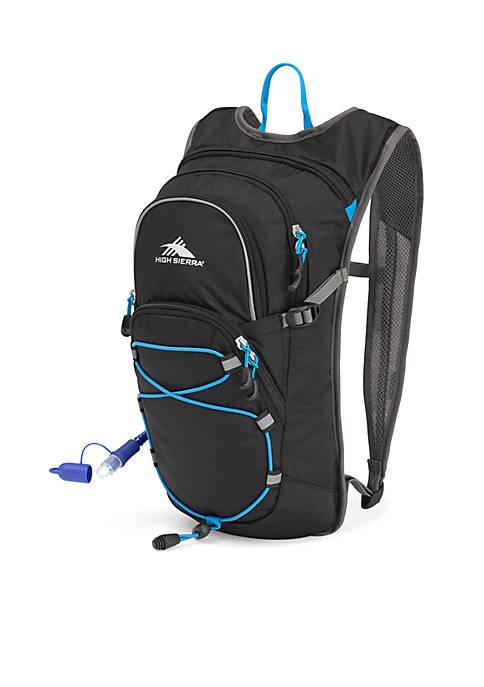 High Sierra HydraHike 8L Hydration Pack Black