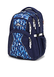 Swerve Backpack - Island Ikat