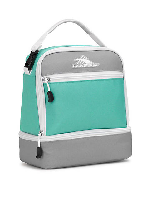High Sierra Stacked Compartment Lunch Box