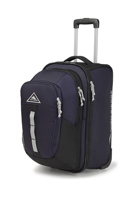 High Sierra Carry On With Zip-Off Back Backpack