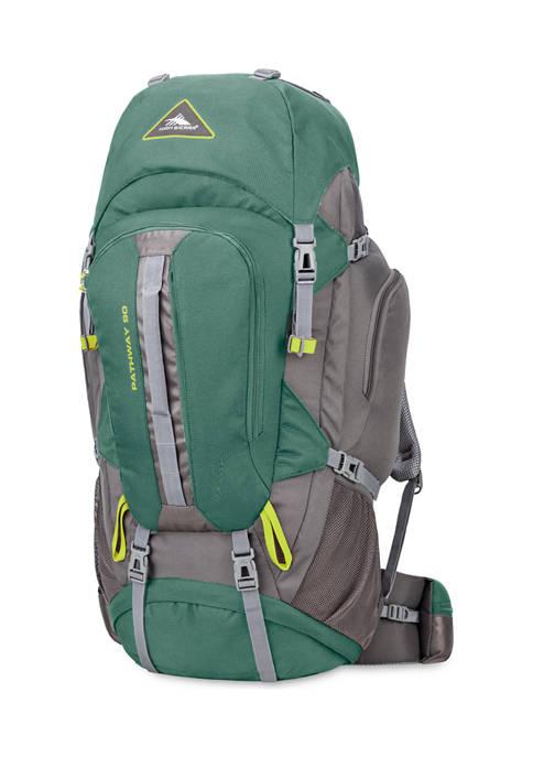 High Sierra Pathway 90 L Backpack