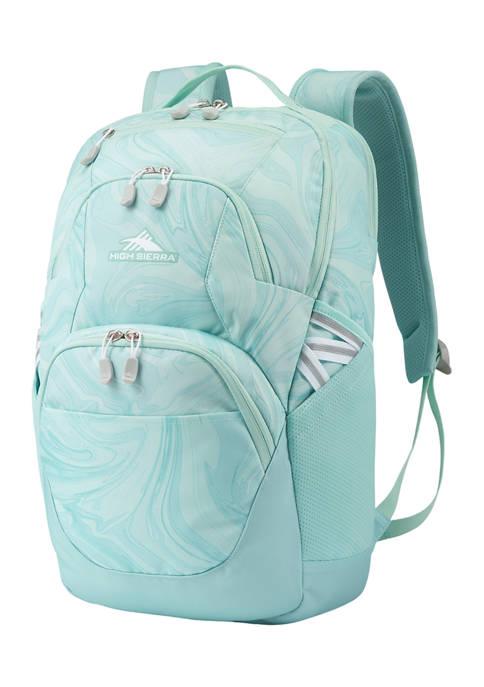 High Sierra Swoop SG Marble Backpack