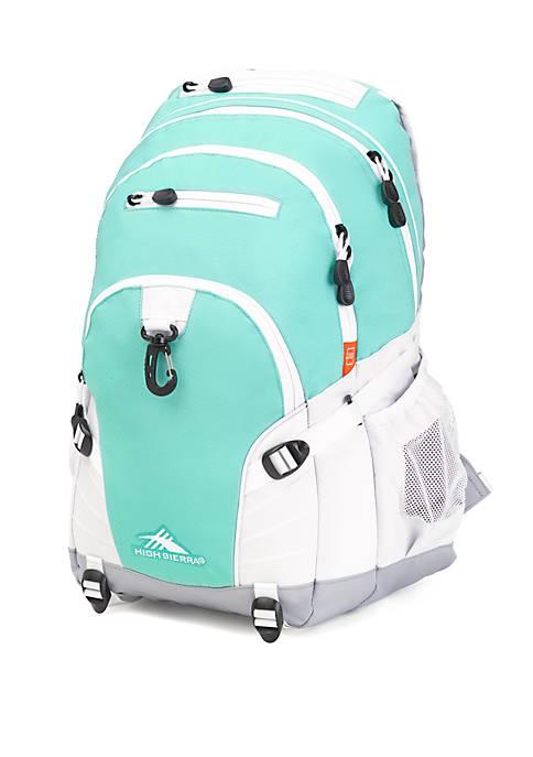 Aquamarine Loop Backpack