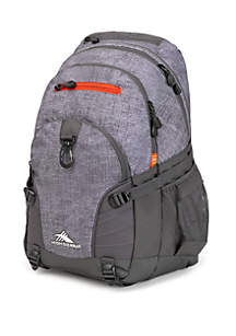High Sierra Woolly Weave Loop Backpack