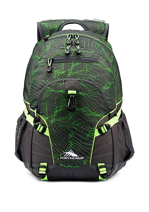 Neon Laser Loop Daypack
