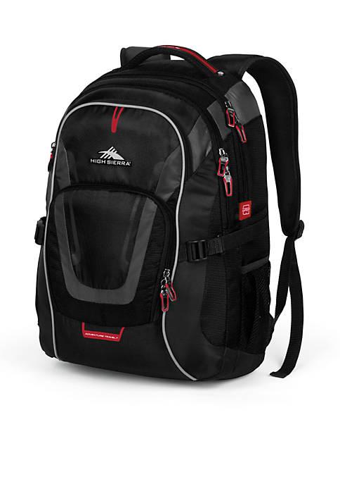 High Sierra Adventure Travel 7 Computer Backpack