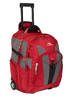High Sierra XBT Rolling Carry-On Computer Backpack