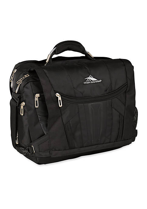 High Sierra XBT TSA Friendly Messenger Bag