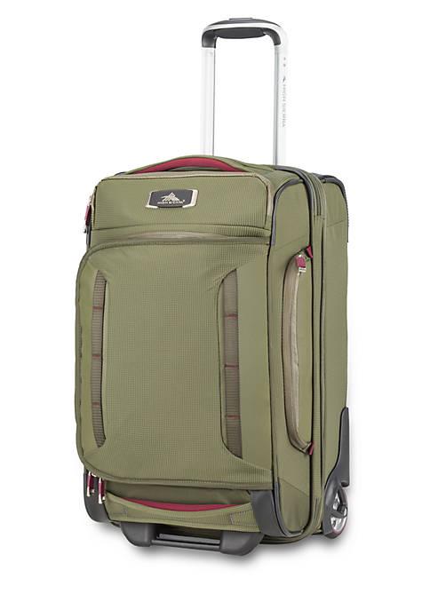 CarryOn Wheeled Duffel Upright