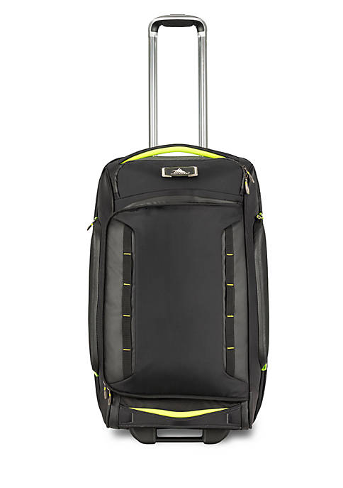 High Sierra AT8 26-in. Wheeled Duffel Upright