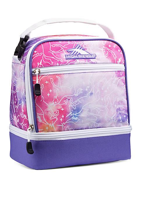 Stacked Unicorn Lunch Box