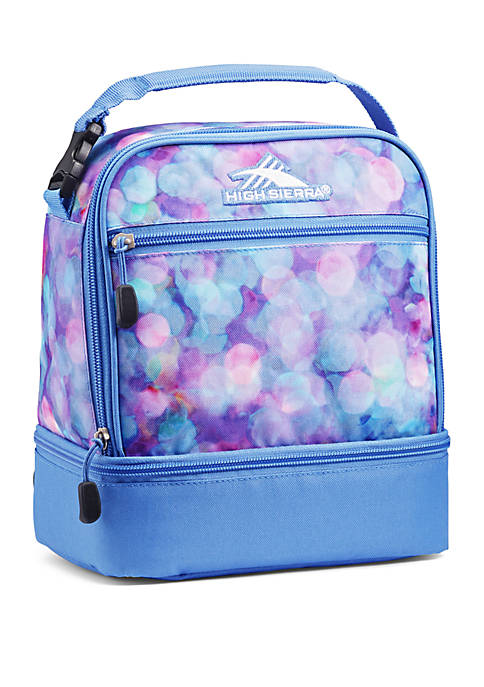 Dream Stacked Compartment Lunch Bag