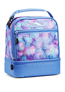 High Sierra Dream Stacked Compartment Lunch Bag