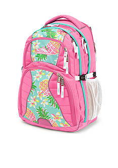 High Sierra Swerve Pineapple Party Backpack